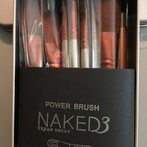 COPY - Urban Decay Naked 3 makeup brush set